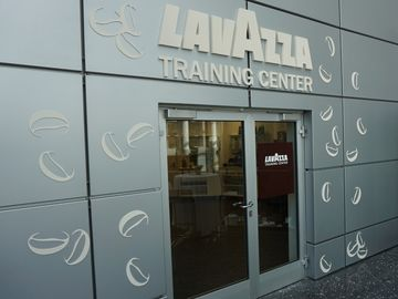 Lavazza Training Center. Foto: tigahoo