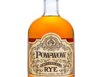 Pow­-wow Botanical Rye Whiskey. Foto: Sierra Madre GmbH