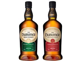 Zwei neue im Portfolio der Hardenberg-Wilthen AG: The Dubliner Irish Whiskey und The Dubliner Irish Whiskey Liqueur. Foto: Hardenberg Wilthen AG